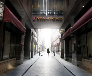 Stamford Plaza Melbourne - Hotel Exterior