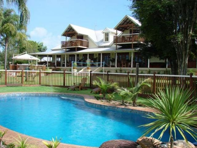 Clarence River Bed And Breakfast Seelands Nsw