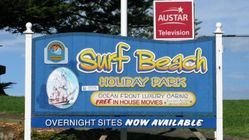 Surf Beach Holiday Park