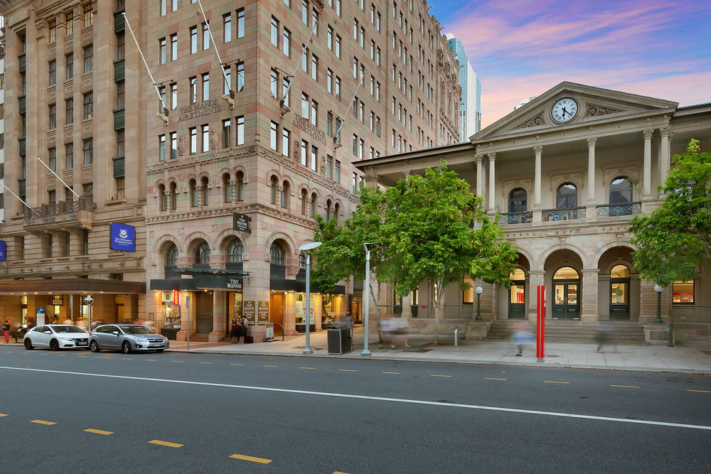 Manor Apartment Hotel Brisbane Qantas Hotels Australia - Apartment-at-eagle-st-brisbane