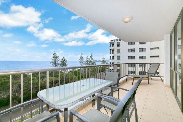 1 & 2  Bedroom Ocean View - View