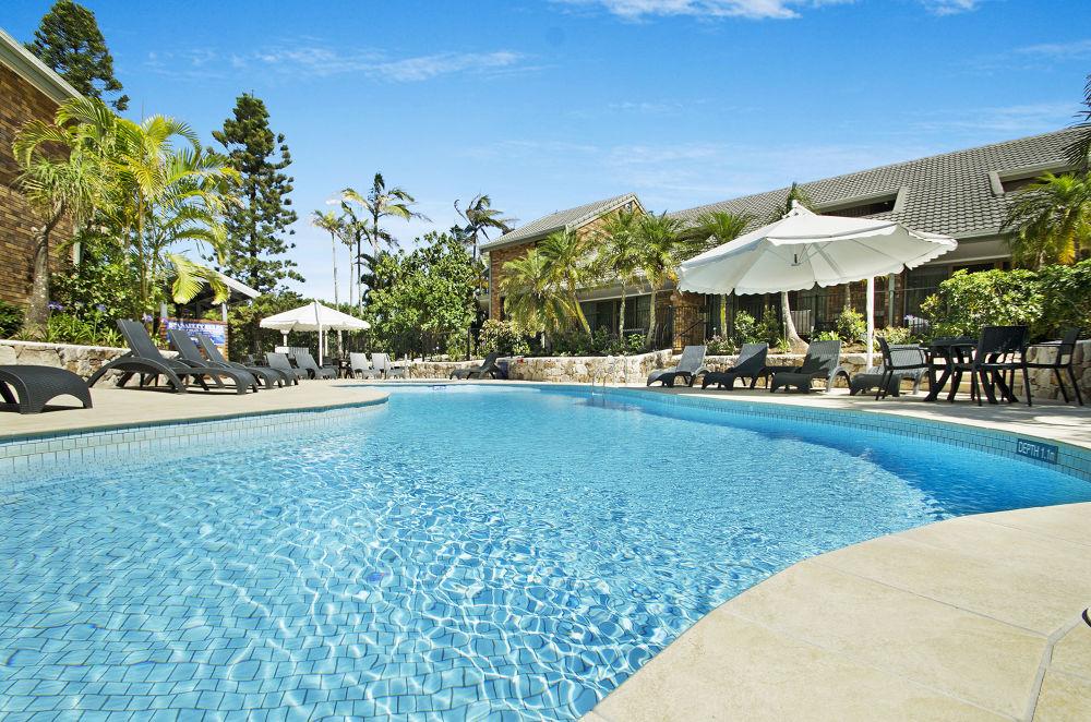 Glen Eden Beach Resort Peregian Beach Qantas Hotels