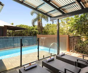 Oaks Cable Beach Sanctuary - 3 Bedroom Plunge Pool - Balcony