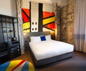 Ovolo 1888 Darling Harbour - King Deluxe Room