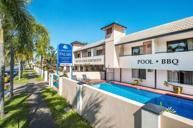 Cairns City Palms Hotel
