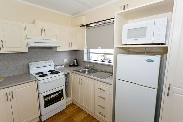 1-Bedroom Self Contained Apartment Kitchen