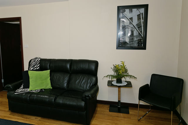 3-Bedroom Self Contained Apartment Lounge