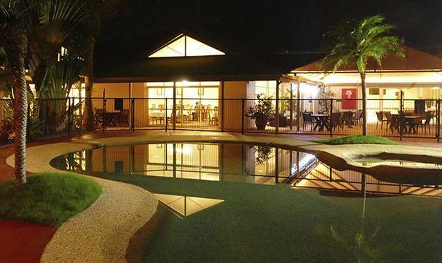 Best western ballina island motor inn qantas hotels for Island motor inn resort