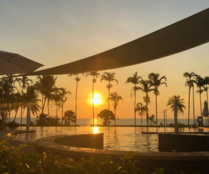 SKYCITY Darwin - INFINITY Pool Sunset